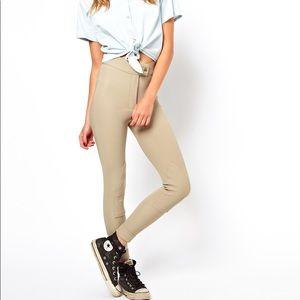 Iconic American apparel riding pants